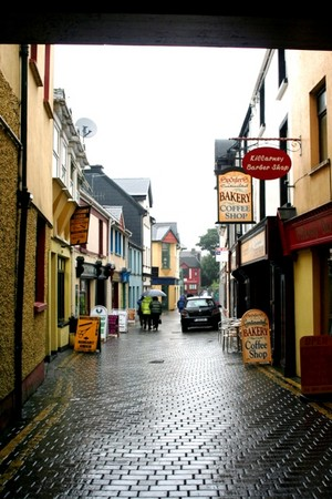 Killarney in the Rain